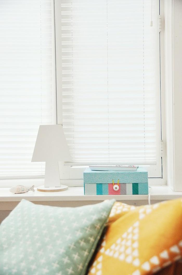 Plissee die moderne Fensterdekoration für jeden Raum