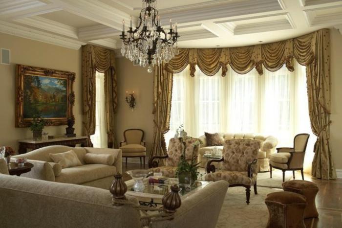 Wohnzimmer Ideen Wohntrends Wohnzimmermöbel Kronleuchter