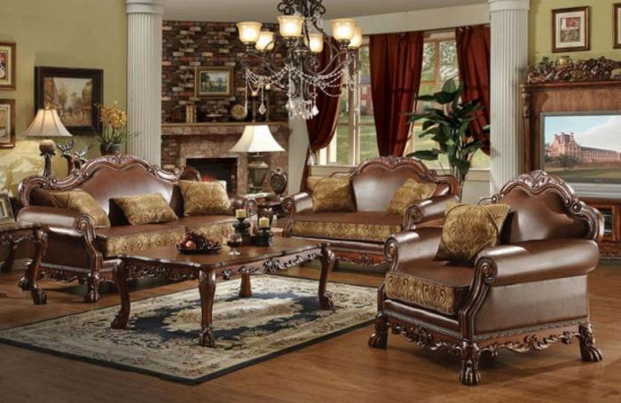 Wohnzimmer Ideen Wohntrends Wohnzimmermöbel Leder