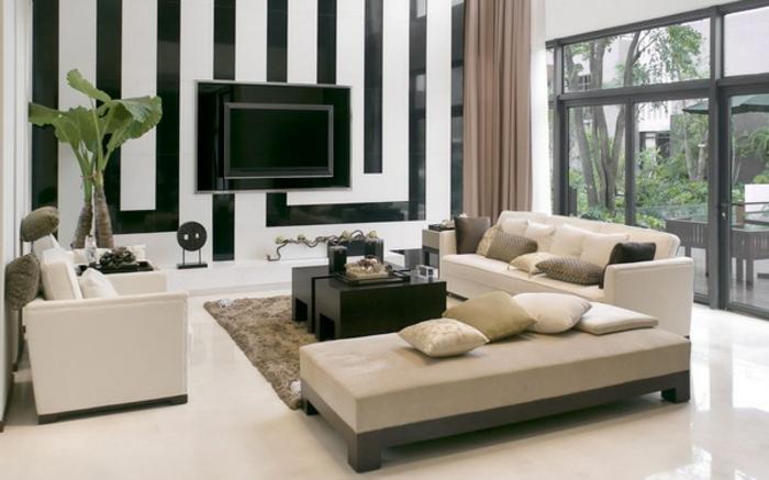 Wohnzimmer Ideen Wohntrends Wohnzimmermöbel heutralle Farben