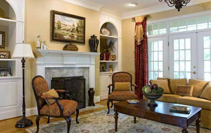 wohnzimmer ideen im einklang mit den aktuellen wohntrends. Black Bedroom Furniture Sets. Home Design Ideas