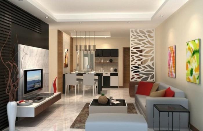 Moderne wohnzimmereinrichtungen  Wohnzimmer Ideen Braun | Towsoniwb – ragopige.info