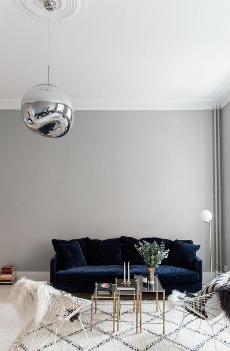 Wohnzimmerlampen Silber Pendelleuchte Wohnzimmer Gestalten Beleuchtung