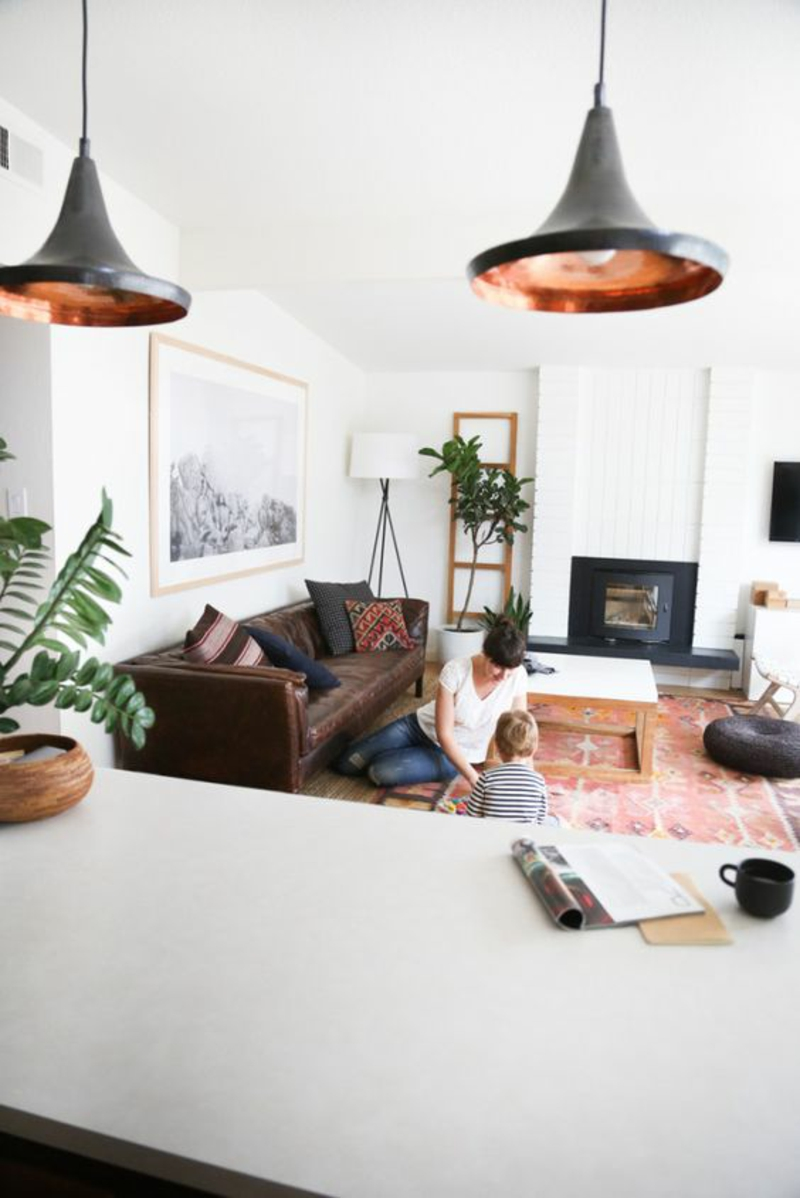 Wohnzimmerleuchten Und Lampen Für Ein Modernes Ambiente Moderne Wohnzimmer Leuchten