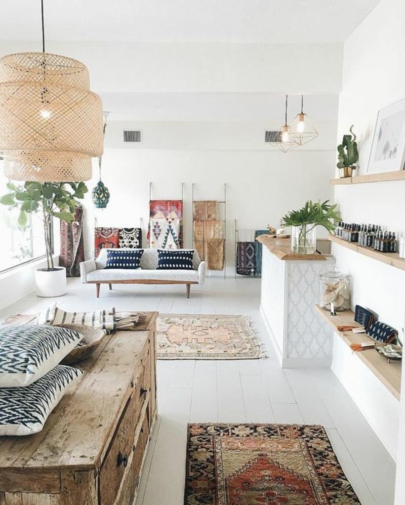 Wohnzimmerleuchten Und Lampen F 1 4 R Ein Modernes Ambiente