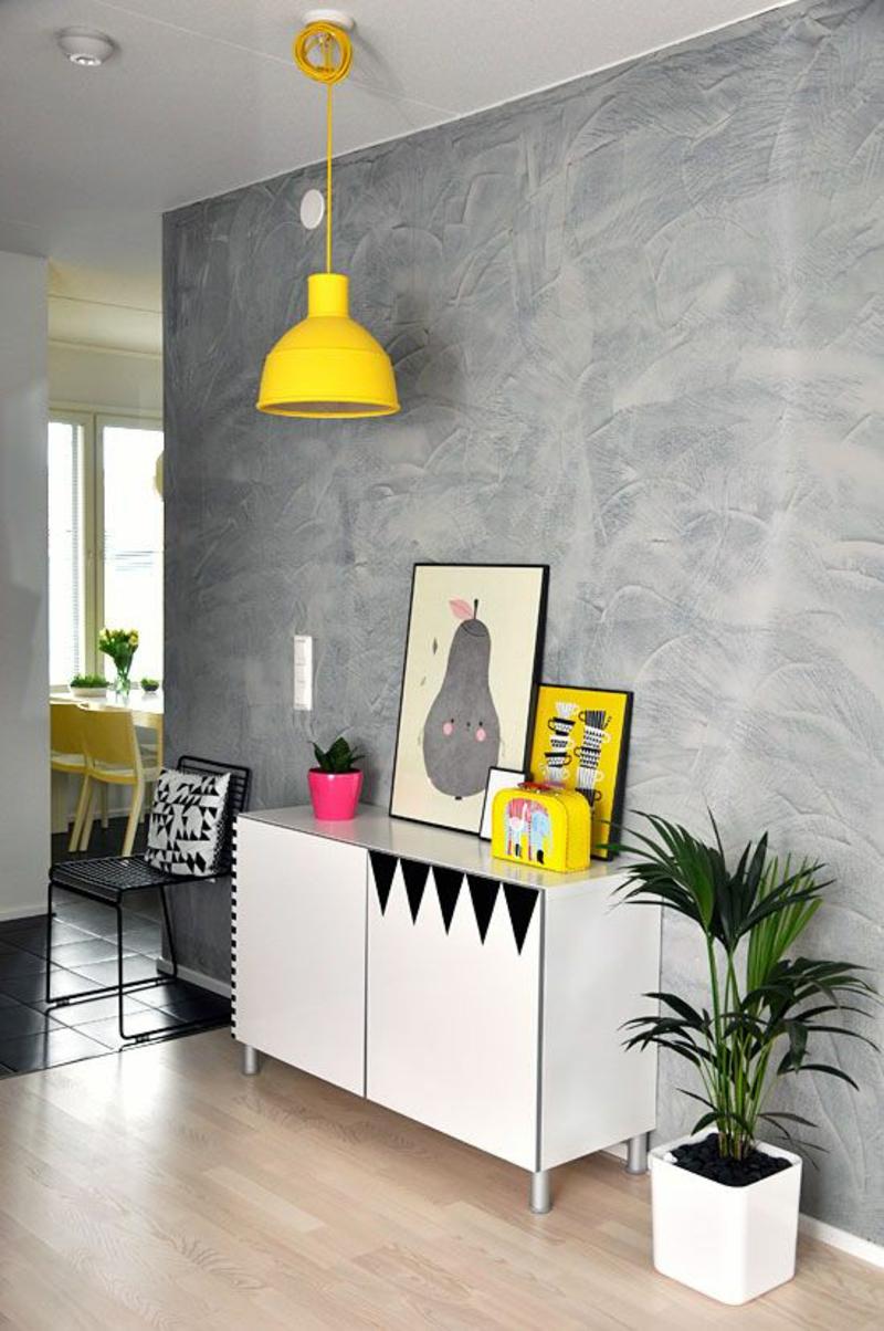 Wohnzimmer pendelleuchten led raum und m beldesign for Wohnzimmer inspiration