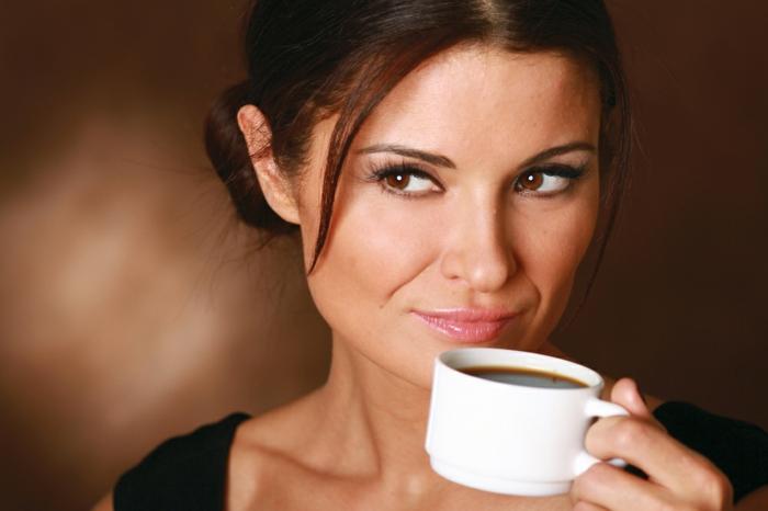 abnehmen ohne hunger kaffee trinken regelmäßig gesundheit
