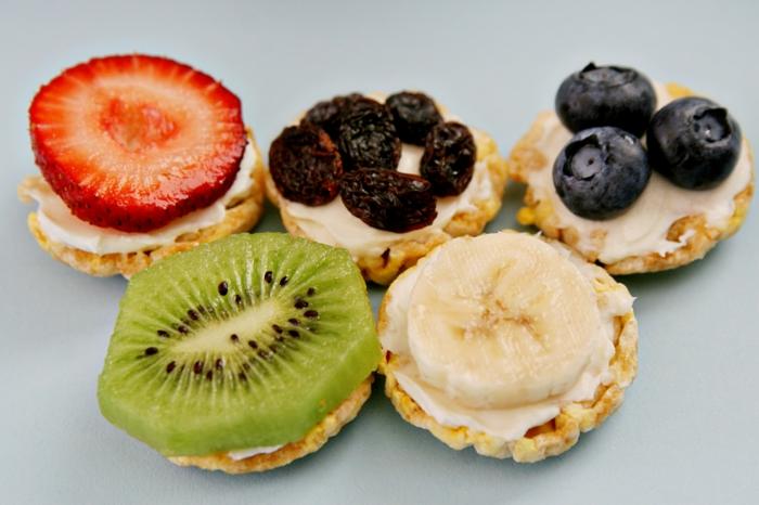 abnehmen ohne hunger kleines frühstück wenig hungrig abends