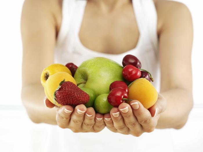 abnehmen ohne zu hungern früchte essen gesundes abnehmen