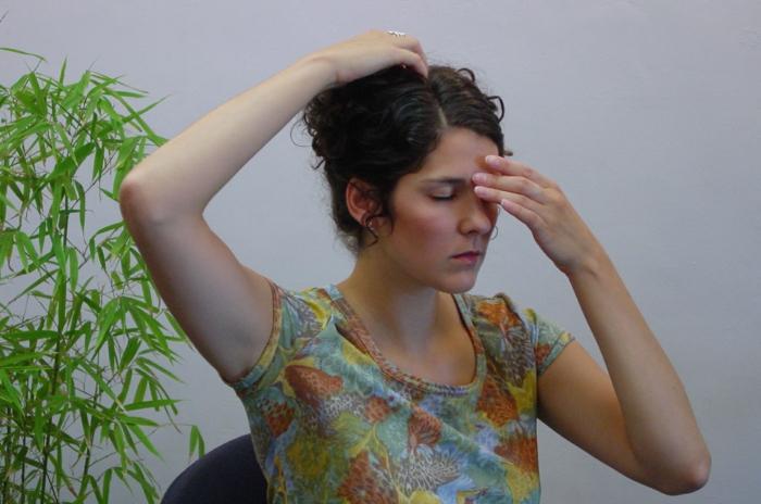 akupressur kopfschmerzen lebe gesund gesund leben heilpraxis massage akupressur zonen kopf
