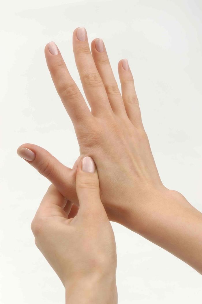 akupressur punkt massage gesunde wirkung chinesiche medizin