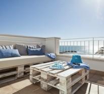 33 Ideen Wie Sie Den Kleinen Balkon Gestalten Konnen