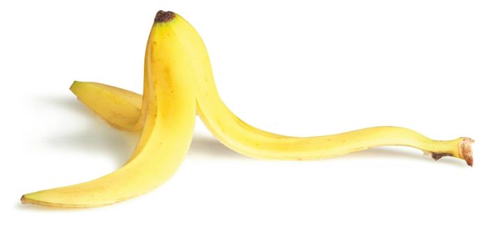 bananen gesund ganzes bild voll