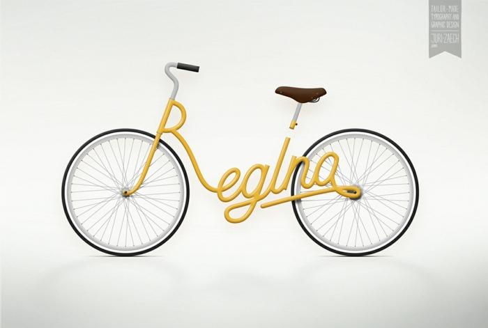 besondere geschnekidee freund fahrrad viktoria titel einzelt old gelb