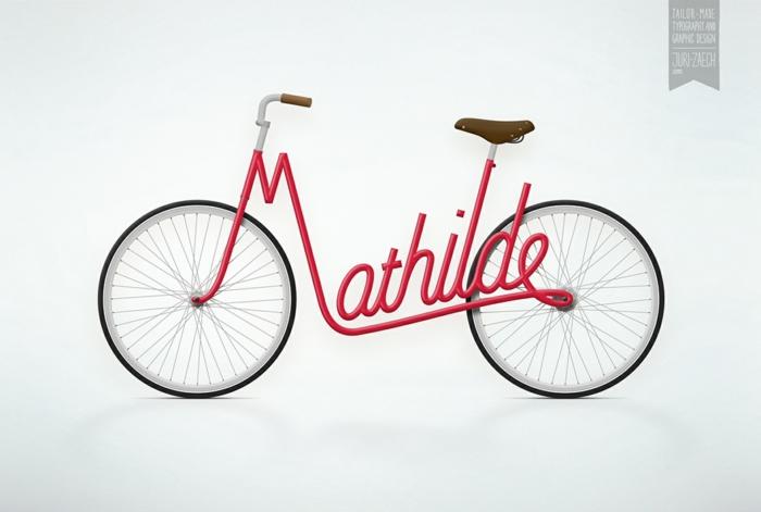besondere geschnekidee freund fahrrad viktoria titel einzelt old mathilde
