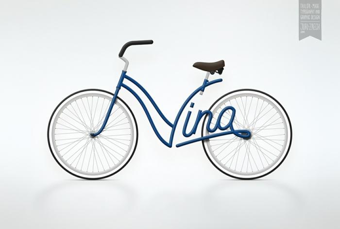 besondere geschnekidee freund fahrrad viktoria titel einzelt old nina