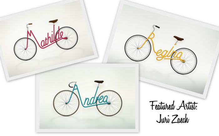 besondere geschnekidee freund fahrrad viktoria titel