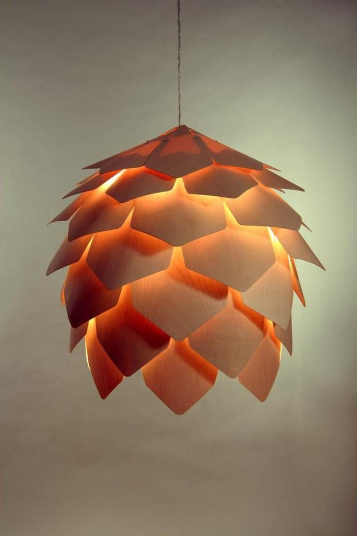 bambusdeko wohnideen holzdeko raumtrenner teppich wohnzimmer leuchtkörper
