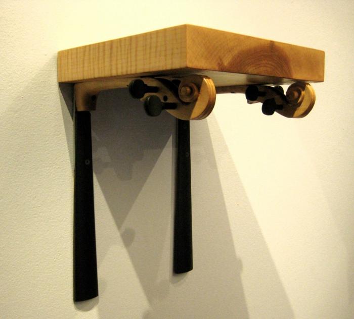 Upcycling Ideen dekoideen deko ideen wohnzimmer ideen DIY ideen kreativ gitarre schnecke geige