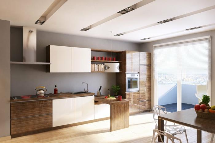 Design Küchen - 25 Aktuelle Einrichtungsideen für Ihren Küchenbereich