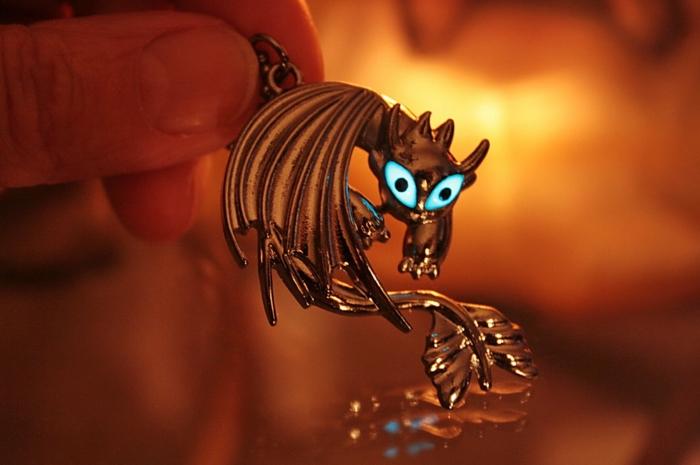 designer schmuck amulettekeltischer schmuck vintage schmuck leuchtend drache