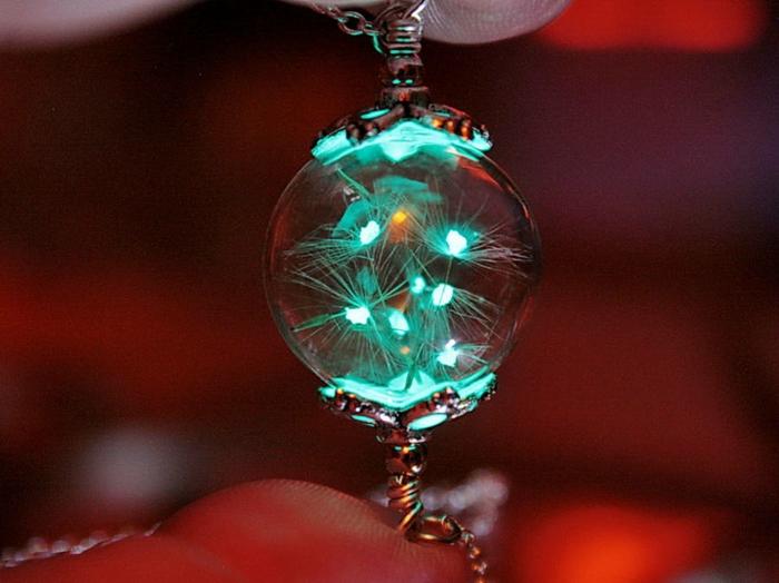 designer schmuck amulette keltischer schmuck vintage schmuck leuchtend zauberkugel