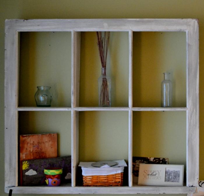 altes fenster als wanddeko with altes fenster als. Black Bedroom Furniture Sets. Home Design Ideas
