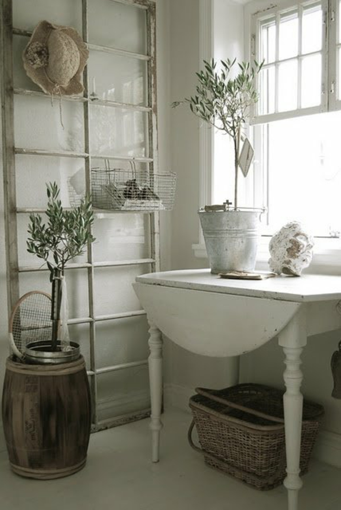 30 Deko Ideen und Einrichtungsbeispiele, wie Sie die alten Fenster ...