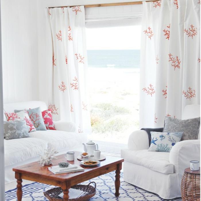 Wohnzimmer Deko Blau Artownit For