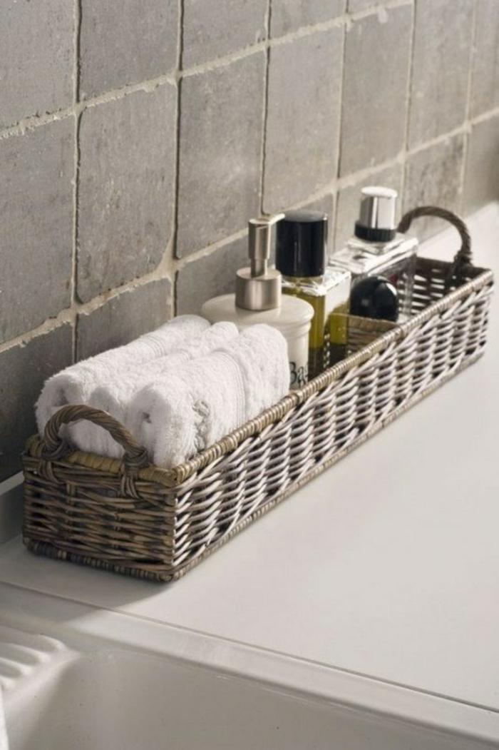 Awesome Badezimmer Aufbewahrung Körbe Ideas - Ideas & Design ...