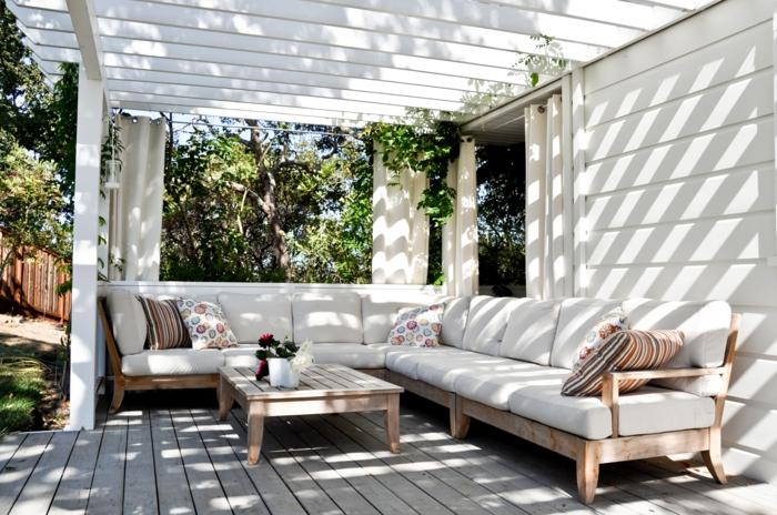 Gartenmöbel Design - 33 Ideen Für Den Perfekten Außenbereich Im Sommer Tipps Fur Passende Gartenmobel