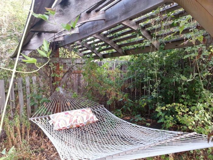 Hangesessel Garten Und Garten Hangematte 60 Ideen Wie Sie Die Perfekte Erholungsoase Schaffen