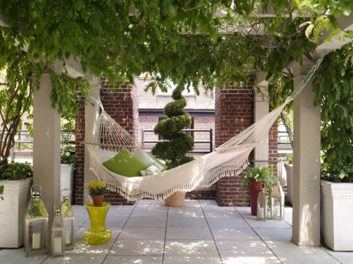 Awesome Hangematten Fur Terrasse Garten Sommerliches Flair ...