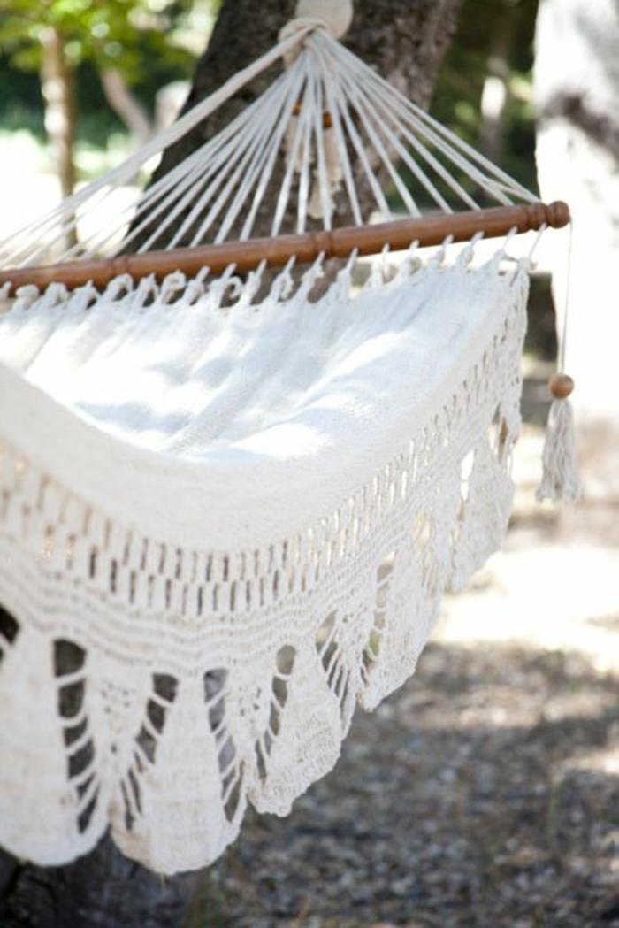 hängesessel garten und garten hängematte - 60 ideen, wie sie die, Gartengerate ideen