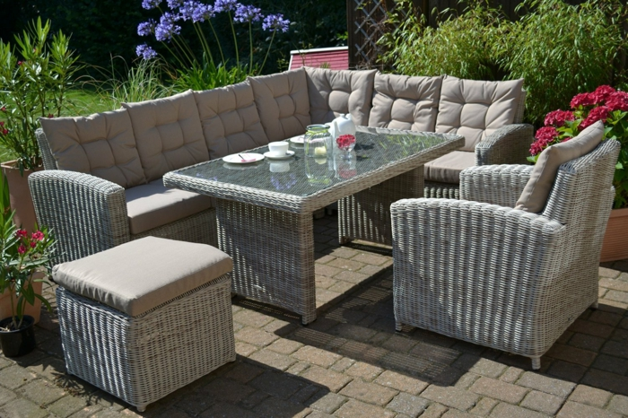 download garten loungemobel gunstig | siteminsk, Terrassen ideen
