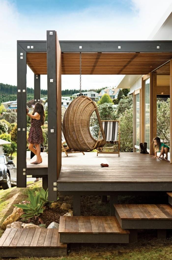 Garten Pergola Funktionales Design Mit Schöner Optik Garten Mit Pergola  Gestalten U2013 50 Ideen Für Ihre Sommerliche Gartengestaltung ...
