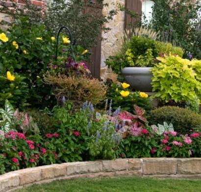 Gartengestaltung Tipps, wie Sie Licht und Schatten im Garten verteilen