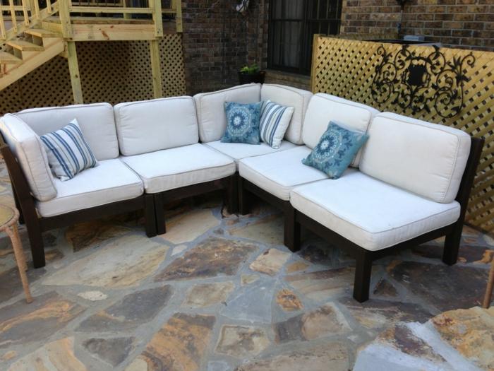 Gartenmobel Design 33 Ideen Fur Den Perfekten Aussenbereich Im Sommer