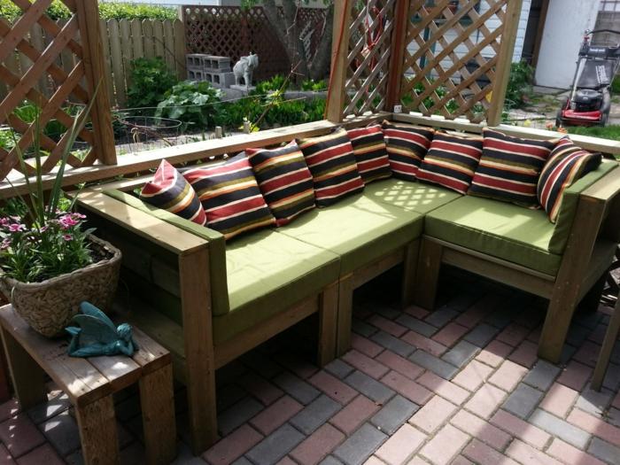 Gartenmöbel Design - 33 Ideen für den perfekten ...