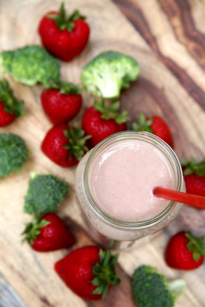 gesund abnehmen diabetes smoothies selber zubereiten