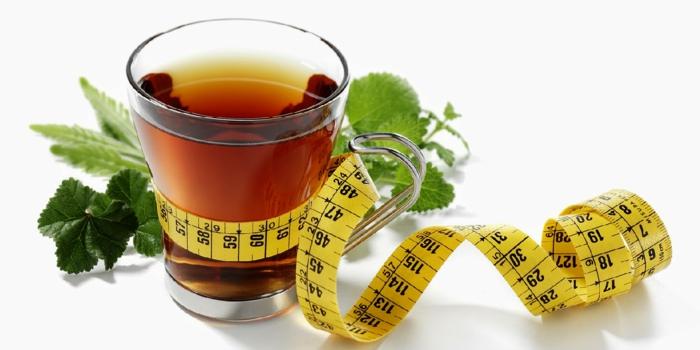 gesund abnehmen diabetes ungesüßter tee wasser trinken