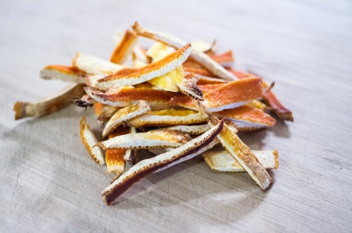 gesund leben gemüse grillen getrocknete orange