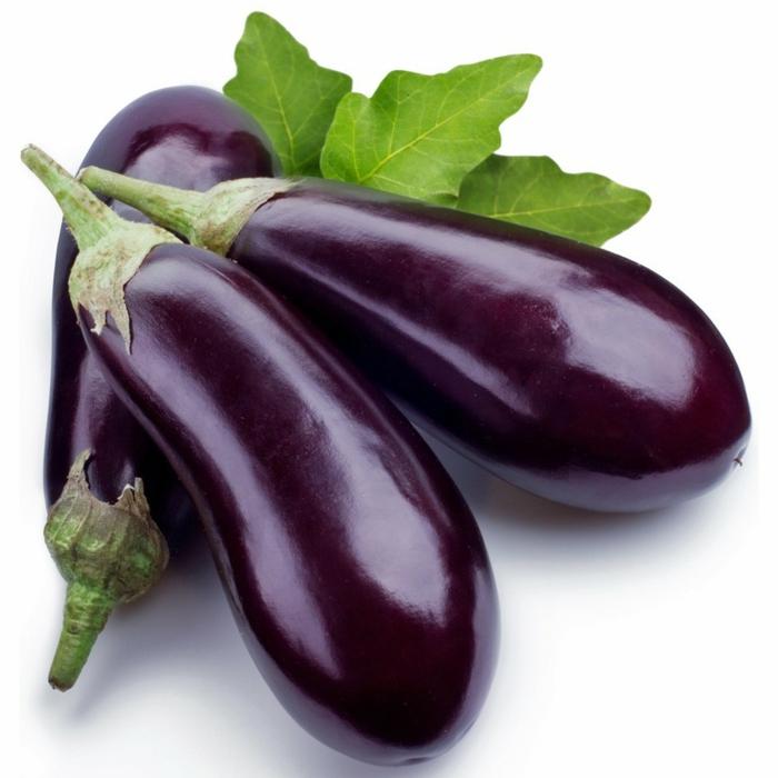 gesund leben gemüse grillen knoblauch aubergine