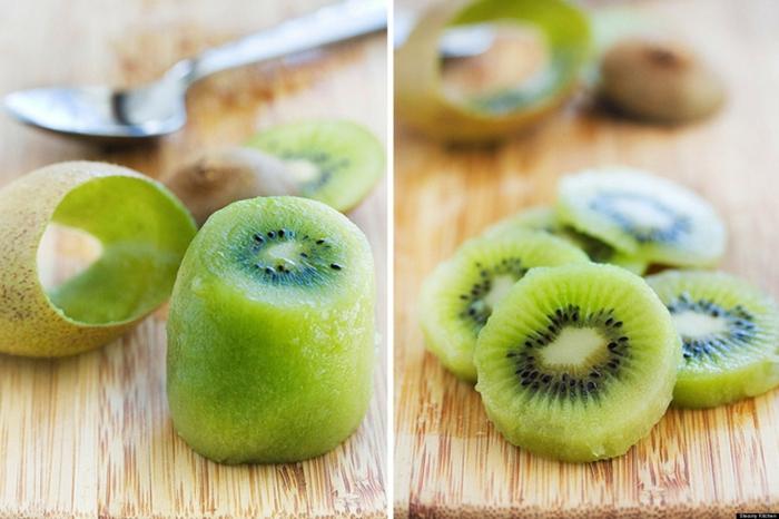 gesund leben gemüse grillen knoblauch orange kiwi