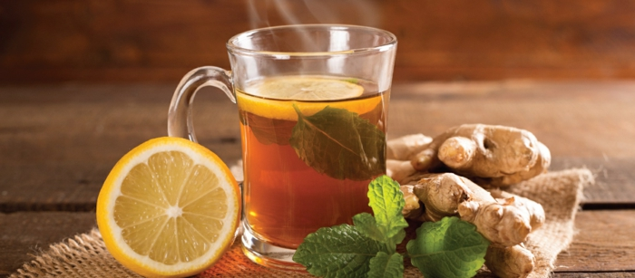 gesund leben kräuter tee trinken tipps