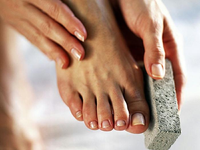gesund leben sommer füße pflege