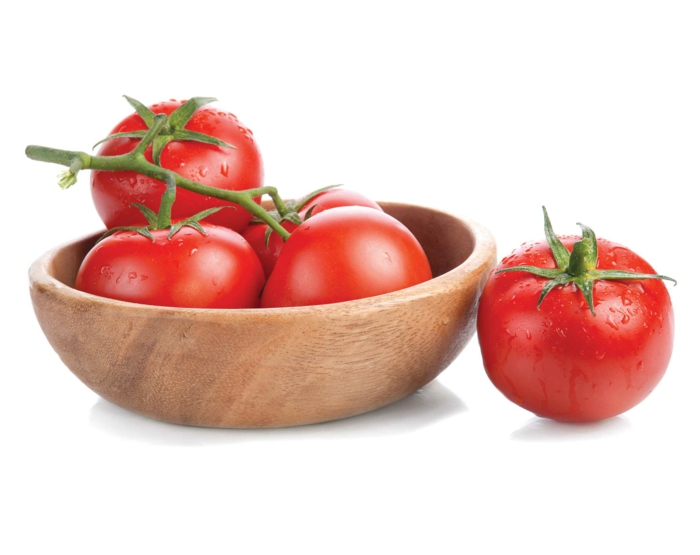 gesunde ernährung tomaten sommer schöne haut haare