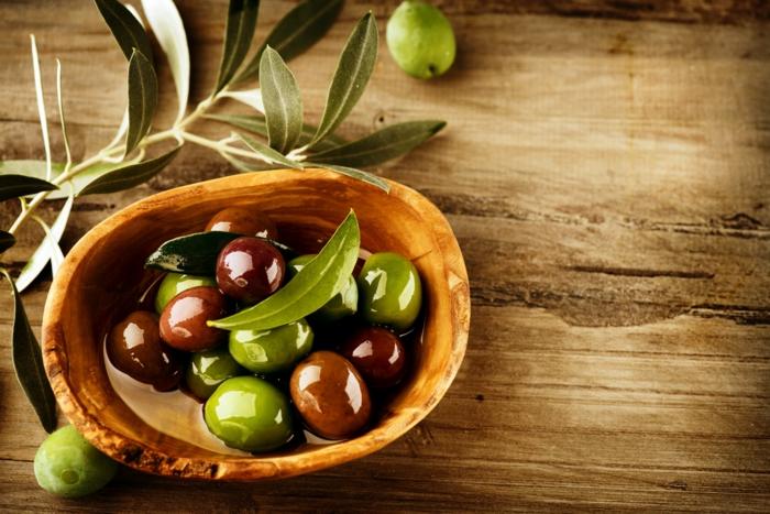gesunde haut lebensmittel olivenöl gesund richtige ernährung