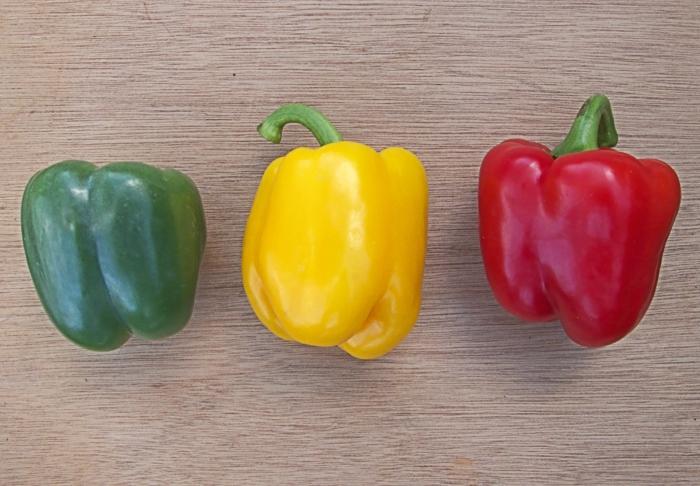 gesundes essen paprika schöne haut haare