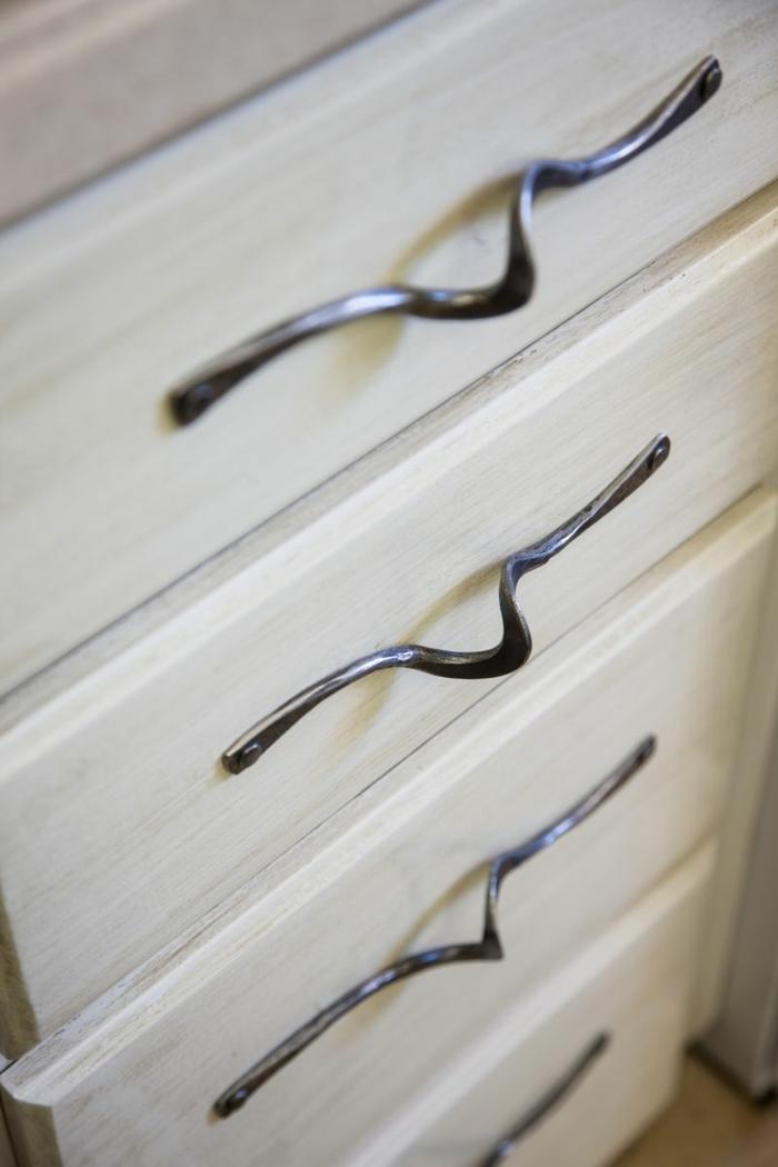 griffe für küchenschränke modern elegant wohnideen